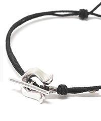 amp japan/Horseshoe Cord Bracelet 17AJK-705