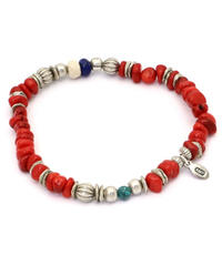 amp japan/Tumble Stone Short Bracelet 16ahk-451