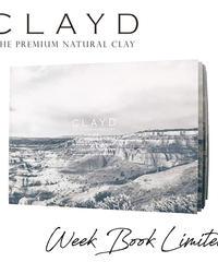 CLAYD クレイド 高品質クレイ入浴剤 1WEEK限定版 7回分 泥パック デトックス