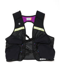 TACTICAL VEST # c/BLACK