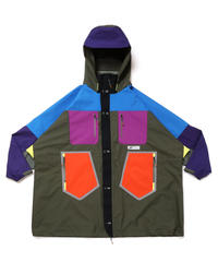 MULTI-PANEL HOVER WIDE JACKET # c/OD_base