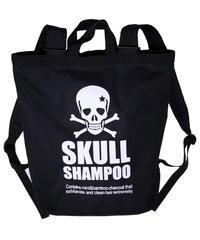 Skullshampoo 背負えるトートバック