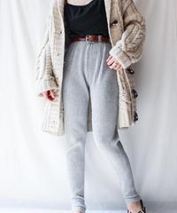 【Seek nur】corduroy easy pants