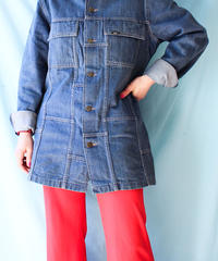 【tiny yearn】Lee Patchwork Denim Jacket