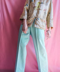 【tiny yearn】Dead stock Tapered Pants