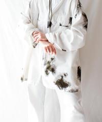 【Seek nur】Germany Army Reversible Snow Camo Hoodie