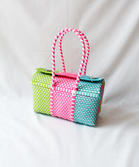 Plastic woven bags in Mexico/XS