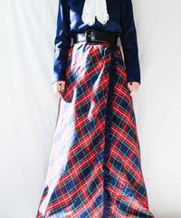 【Seek nur】R&K Originals Check Maxi Dress
