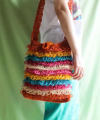 Colorful Design Shoulder Bag