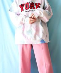 【tiny yearn】Tie dye Hoodie Sweatshirt/pink