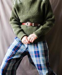 【Seek nur】U.S. Army Command Sweater