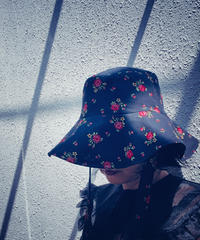 【Sway】<Pink Flowers> Boonie Hat