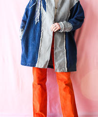 【tiny yearn】Over Denim Design Jacket