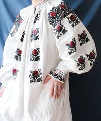 【Seek an nur】1930' Ukrainian Embroidery Dress