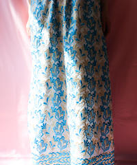 【tiny yearn】Embroidery Handmade Maxi Skirt