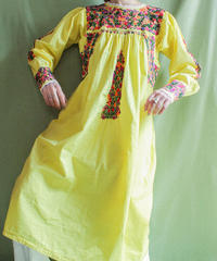 【tiny yearn】San Antonino Embroidery Dress