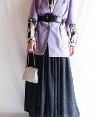 【Seek nur】Lavender Light Jacket