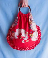 Handmade Frill Hand Bag