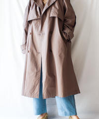 【Seek nur】Euro Over Trench Coat