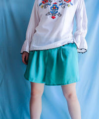 【tiny yearn】Euro Color Culotte Pants