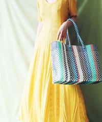 【tiny yearn】Euro Embroidery Maxi Dress