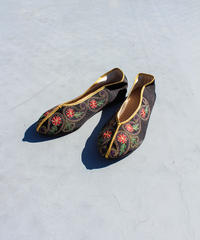 【tiny yearn】Ethnic Embroidery China Shoes