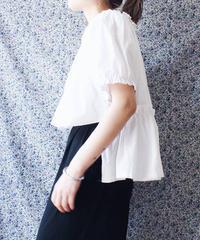 【Seek an nur】Handmade White Remake Tops