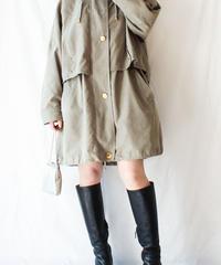 【Seek an nur】Euro Hoodie Long Jacket