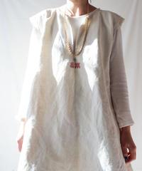 【Seek nur】1900〜20's French Linen Night Dress