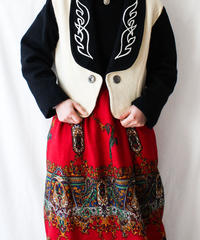 【Seek nur】Made in Canada Wool Jacket