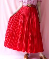 【tiny yearn】Accordion Pleats Long Skirt