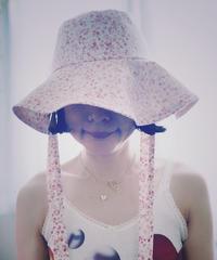 【Sway】<Bordeaux Flowers> Boonie Hat