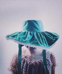 【Sway】<Green By Flowers> Boonie Hat