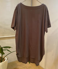 cotton jersey_ round hemT [2603708]