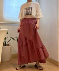 cotton boil_asymmetry skirt [2603923]