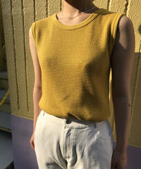"""40/- Waffle tank-top  """"3color"""" [203947682]"""