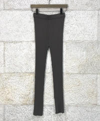 "Rib knit leggings ""3color""[211927558]"