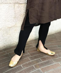 "Rib jersey leggings ""2color""[211927537]"