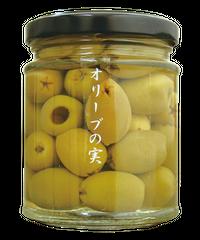 グリーンオリーブ 種ぬき 212ml瓶