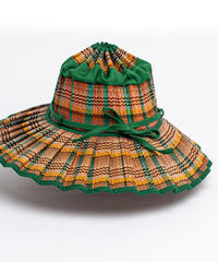 Lorna Murray Kids 'L'  Capri hat Zenziber forest