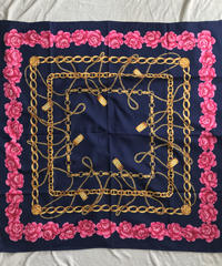 Vintage scarf  #1 CHANEL