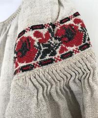 Vyshyvanka homespun vintage dress #6