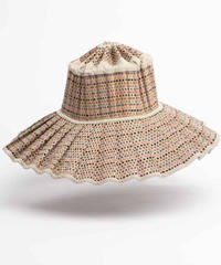 Lorna Murray capri hat Sand Bar 'M'