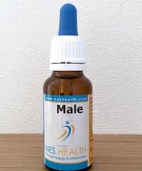 (Male)メール:男性エネルギー