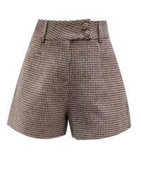 check short pants