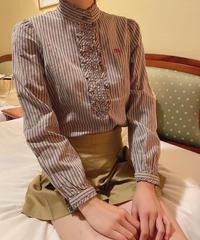 """ Burberry ""  Stripe shirt"