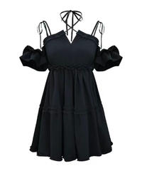 frill camisole op