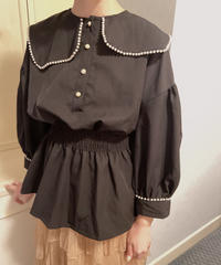 Perl blouse