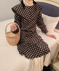 dot one-piece