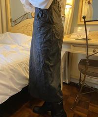 leather skirt01